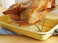 Topsy Turkey/Choice Chicken: Turkey & Chicken Roasting Frame - Case of 12