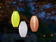 Allsop Solar Lighting: Soji Pod Solar Lantern - Case of 8