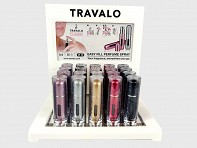 Travalo: Classic HD Perfume Atomizer Display - Case of 30