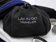 Lay-n-Go Cosmo: Men's Traveler