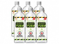 Anywhere Fireplace: 6 pk SmartFuel