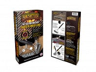 Brushtech: Tactical BBQ Brush Kit - Set of 2 - Case of 6