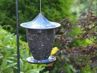 Byer of Maine: Pagoda Bird Feeder