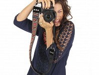 "Capturing Couture: 2"" Camera Strap"