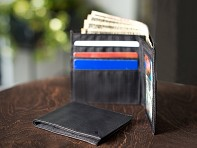 Allett: Assorted Leather Wallet Collection (Original, Sport, ID) - Case of 12
