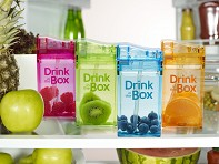 Drink in the Box: Reusable Drink Box - 8 oz - Case of 24