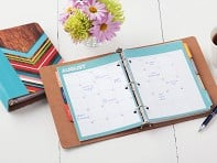 EYC Studio: Everyday Planner - Case of 5