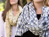 Sophia Costas: Cotton Scarf