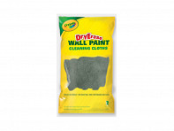 IdeaPaint: Crayola Dry Erase Microfiber Cleaning Cloth - 2 Pack - Case of 12