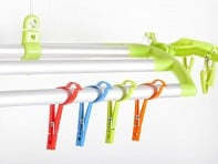 Sparrow Clips: Bird Clips - Case of 6