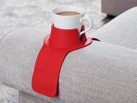 CouchCoaster: Weighted Drink Holder - Sample