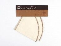 Cuppow: CoffeeSock Filters - Case of 12