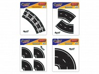 InRoad Toys: Sticker Sheet - Quick Order - Case of 48