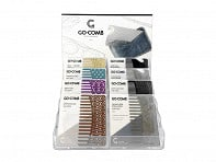 Go-Comb: Starter Kit with Counter Display - Case of 40