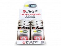 eTape16: Digital Tape Measure + Display - Case of 10