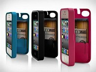 eyn: iPhone 4/4s Storage Case - Case of 4
