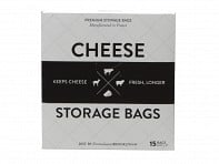 Cheese Storage Bags - Case of 20