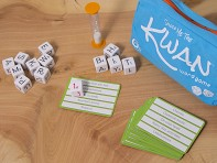 Show Me The Kwan: Word Dice Game - Case of 8
