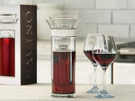 Savino: Glass Wine Saver Carafe - Case of 6