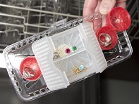 Jeweler in the Dishwasher: Home Jewelry Cleaning System - Sample
