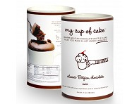 My Cup of Cake: Mug Cake Refill Mix - Case of 12