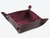 Littlewings Designs: Medium Leather Catch-all