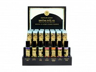 Roll on Parfums with Display - Case of 35