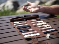 Sondergut: Roll-Up Travel Backgammon - Sample
