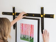 "Hang It Perfect: 36"" Picture Hanging Tool - Sample"