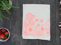 The Coin Laundry: Color Kitchen Towel