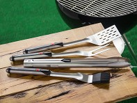 Grillight: Lighted Grill Tools Gift Set - Sample