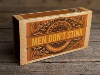 Walton Wood Farm: Men Don't Stink Box - Case of 3