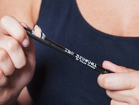 The BrowGal: Skinny Eyebrow Pencil - Sample