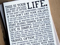 Holstee: Manifesto Cards (Set of 6)