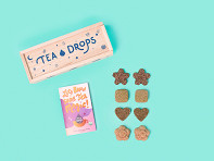 Tea Drops: Medium Gift Box - 8 Drops