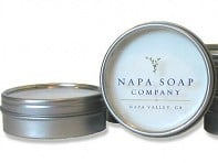 Napa Soap Company: Travel Size with Brush - Case of 3
