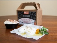 Urban Cheesecraft: Burrata & Mascarpone DIY Cheese Kit - Case of 12