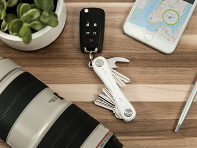 KeySmart: Tile™ Smart Location Key Organizer - Case of 6