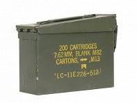 Duke Cannon: Ammo Can - Display