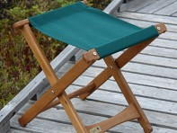 Byer of Maine: Folding Stool