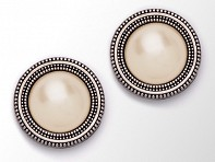 MagneButton: Pearl Low-Domes - Case of 12