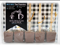 Ticket Kitchen: Hot Chocolate Service for 5 - Case of 4