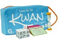 Show Me The Kwan: Word Dice Game - Sample