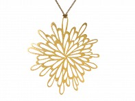 Pop-Out Jewelry: Gold Necklaces - Case of 3