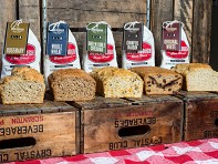 SoberDough: Artisan Brew Bread Sampler - 5-Pack - Sample