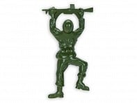 Bottle Opener - Army Man Bottle Opener + Display Box - Case of 12