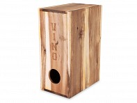 True: Wooden Wine Boxes - Country Home Boxed Wine Cover - Case of 2