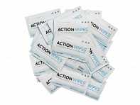 Life Elements: Action Wipes Single Packs Refill - Case of 500