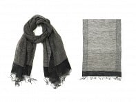 PAZ Collective: Ashbury Handwoven Scarf