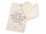 Spongellé: Body Wash Infused Anti-Cellulite Glove 4 oz. - Case of 6
